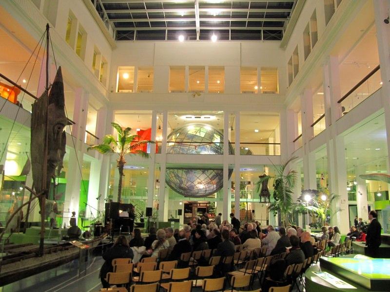 """Neugestaltung der Dauerausstellung """"Was die Welt bewegt"""" Überseemuseum Bremen"""