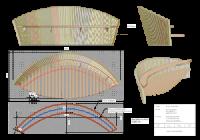 Bank Muschel Detail